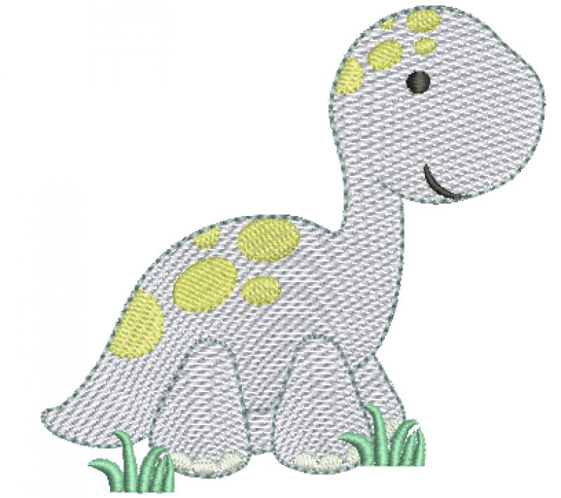 Dinossauro Brontossauro Baby - Ripplep