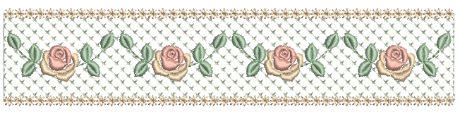 Barradinho de Rosas e Crivo