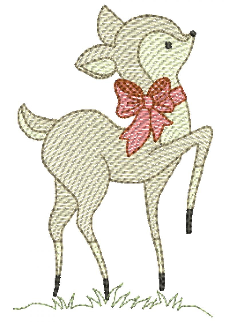 Bambi Menino - Rippled