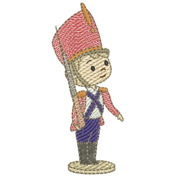 Soldado de Chumbo - Pontos leves