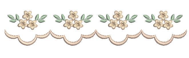 Barrinha de Florzinhas – Ponto Cheio