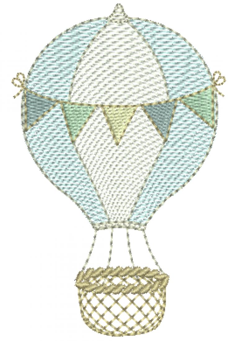 Balão - Rippled