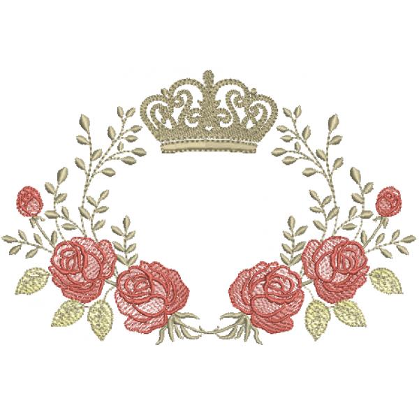 Rosas e Coroa - Pontos Leves e Cheio