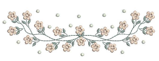 Raminho de Florzinha e Poás