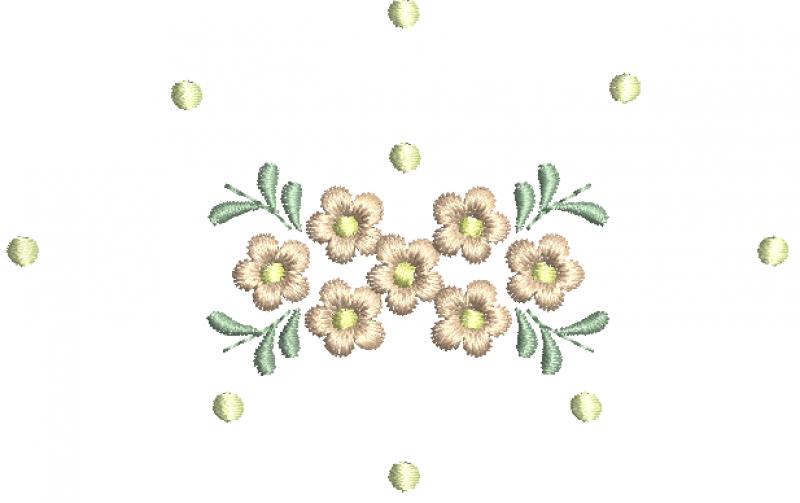 Florzinhas e Poás - Ponto Cheio