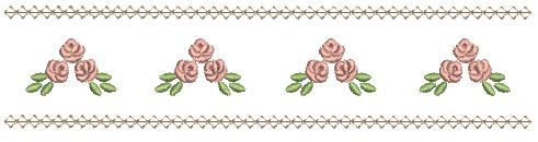 Barradinho de Rosas - Ponto Cheio