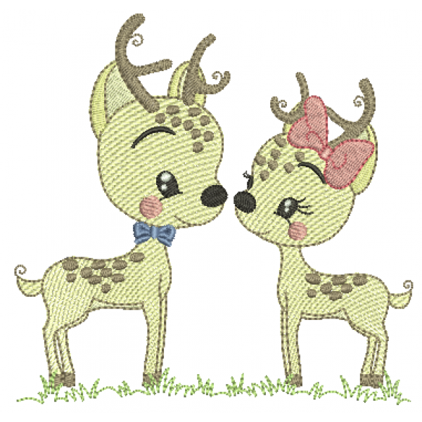 Bambi Casal - Pontos Leves