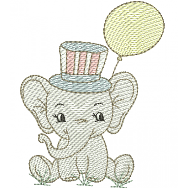 Circo e Elefante - Pontos Leves