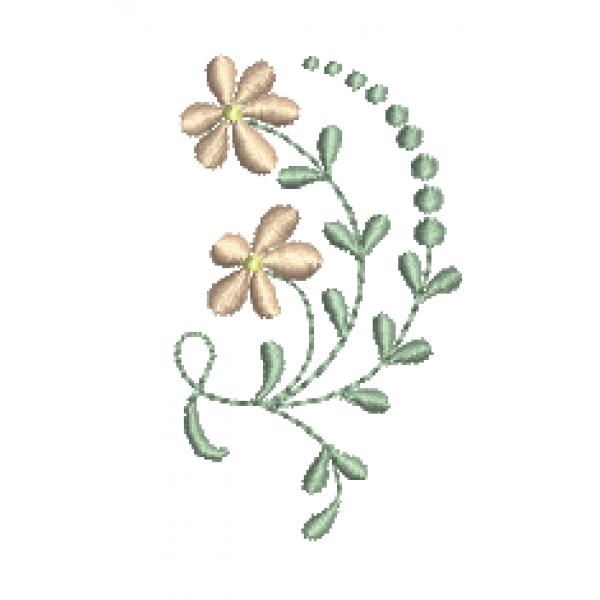 Flores e Ramos Menor - Ponto Cheio
