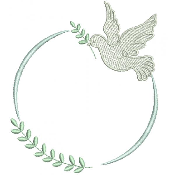 Pombo e Moldura  - Pontos Leves