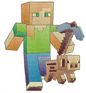Minecraft - Ponto Rippled