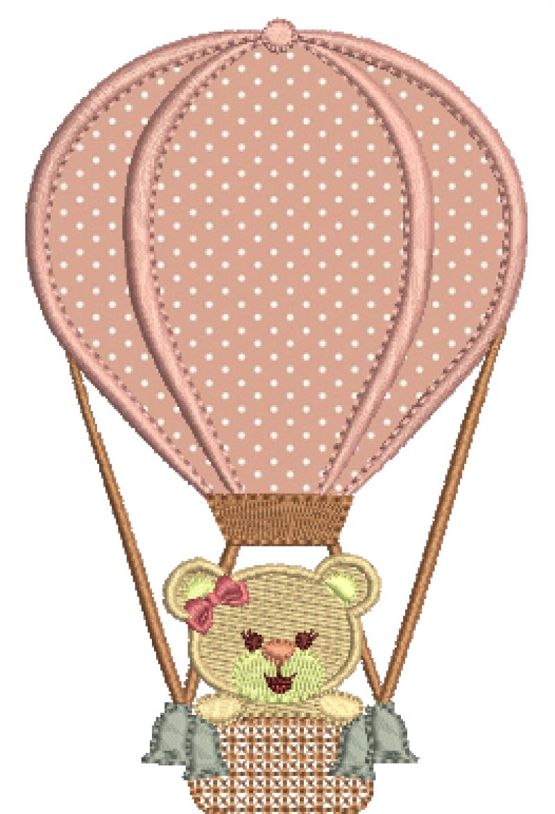 Ursa no Balão - Aplicação