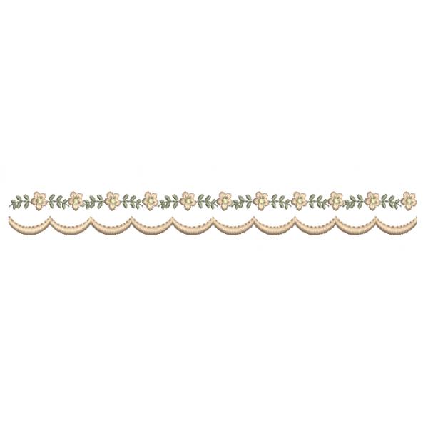 Barrinha de Florzinhas - Ponto Cheio