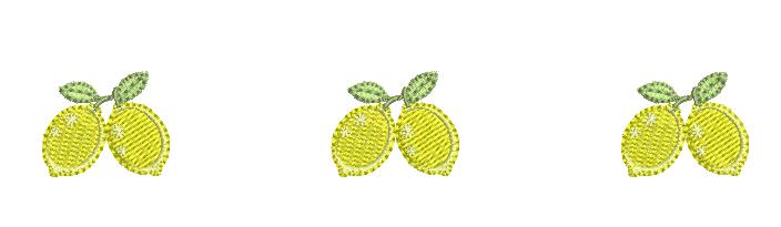 Limões-Sicilianos Infantis - Tamanhos Pequenos