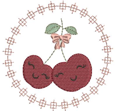 Cerejinha na Moldura - Rippled