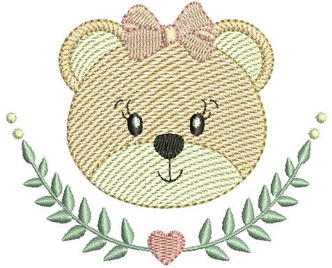 Ursa no Raminho - Rippled