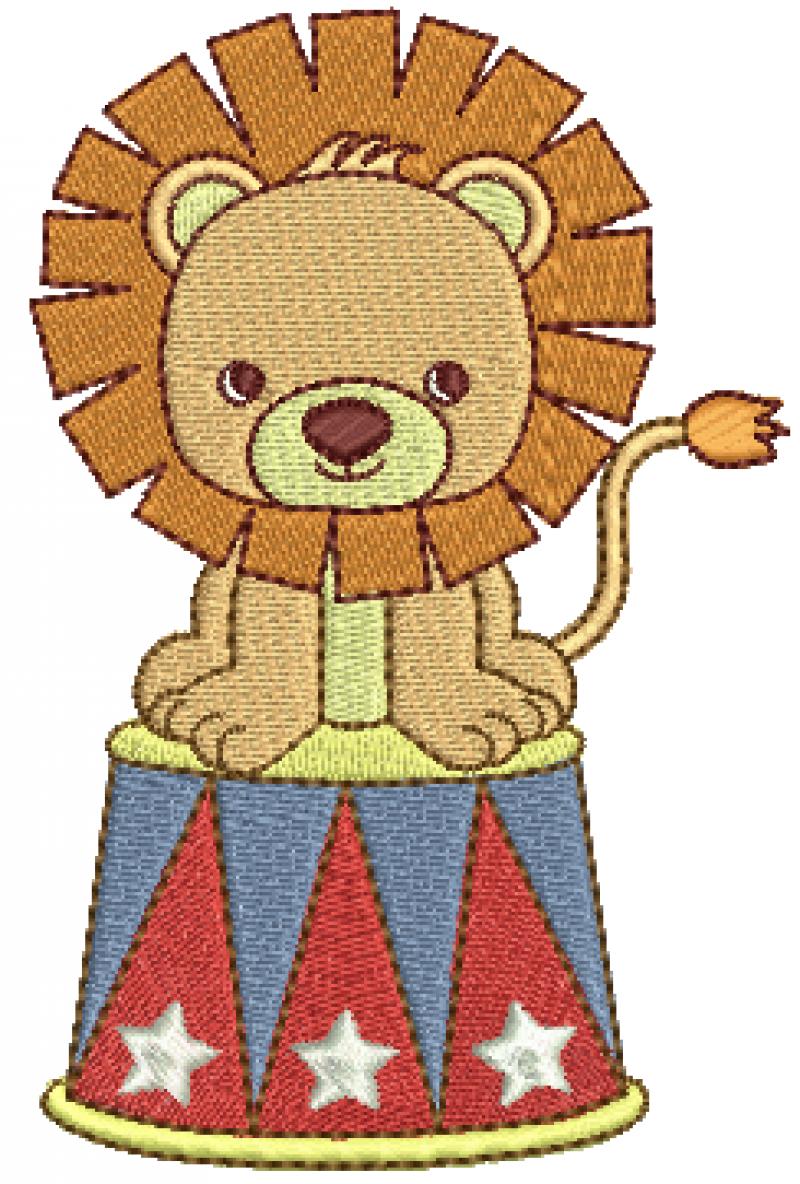 Leão do Circo - Ponto Cheio