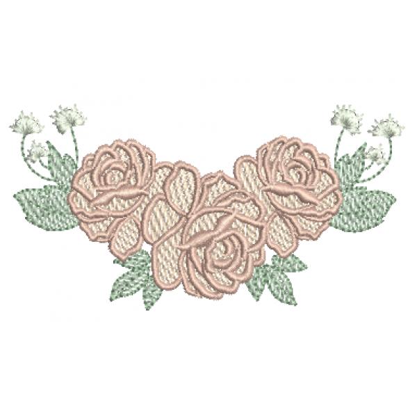 Rosas - Pontos Leves