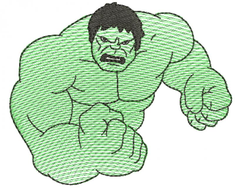 Hulk - Rippled
