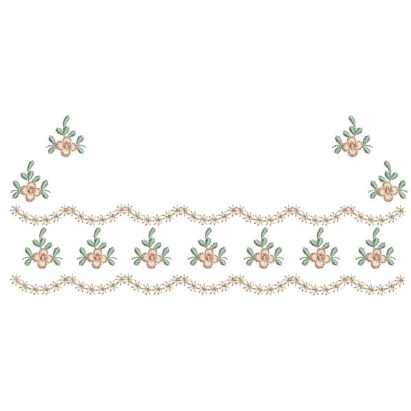 Barradinho e Florzinhas 2 - Ponto Cheio