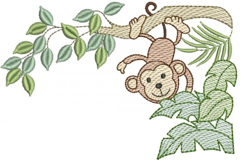 Macaco no Galho - Rippled