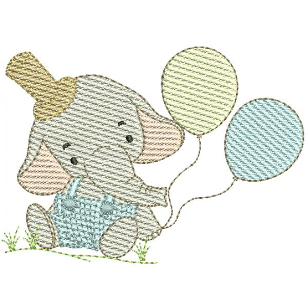 Elefante e Bexiga - Pontos Leves