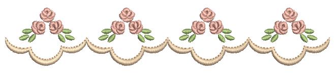 Barrinha de Rosas - Ponto Cheio