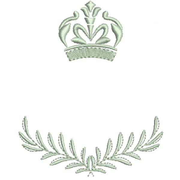 Coroa e Ramo - Ponto Cheio