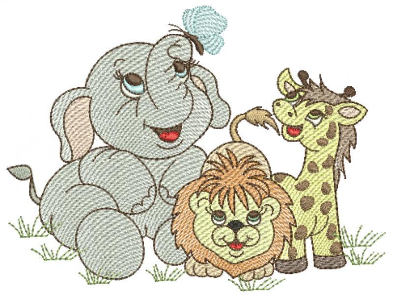 Safari Menino - Rippled
