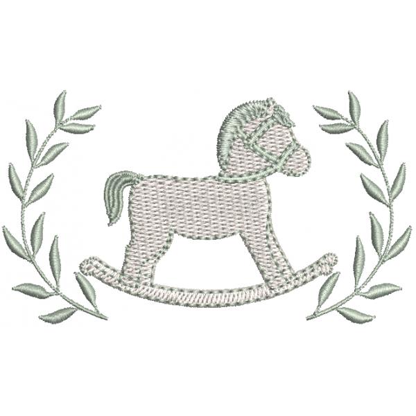 Cavalinho e Louro - Ponto Cheio