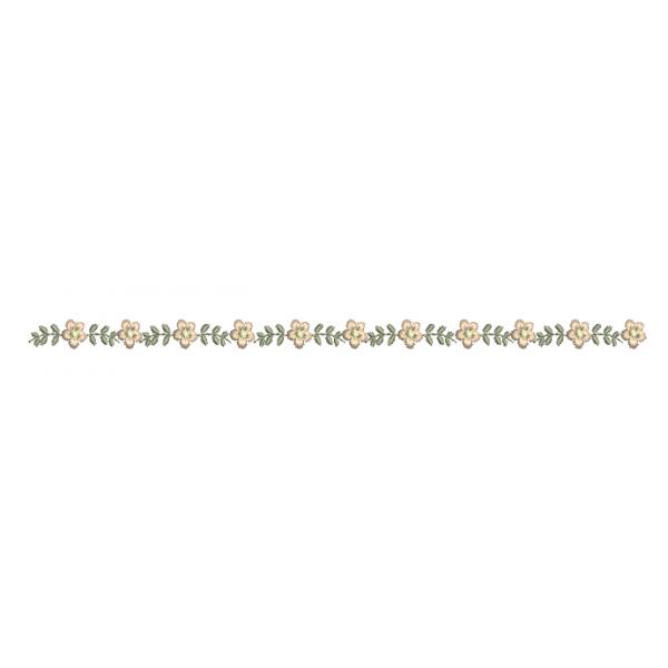 Barrado Caminho de Florzinhas - Ponto Cheio