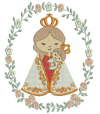 Nossa Senhora de Nazaré – Rippled
