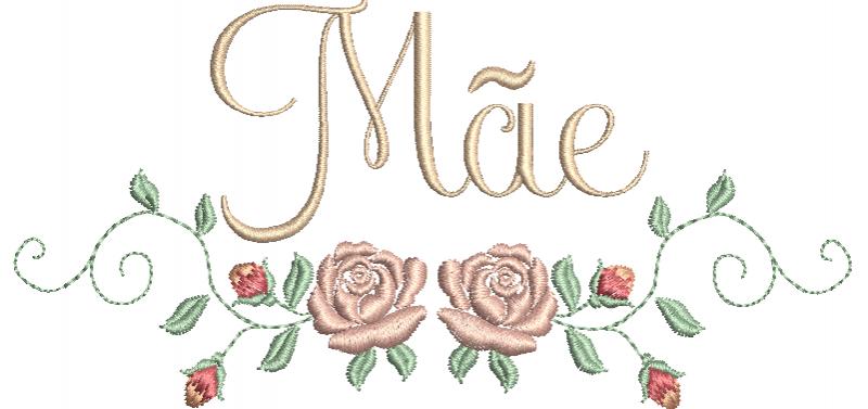 Rosas  Mãe - Ponto Cheio